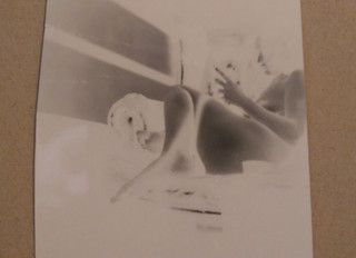 Pinhole naked pictures.
