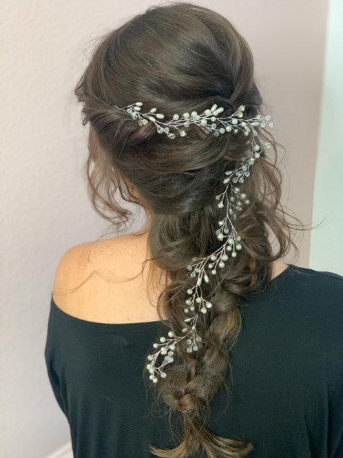 Jewel Hair Vine