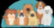 jogo freemium de cachorros com avatar friends