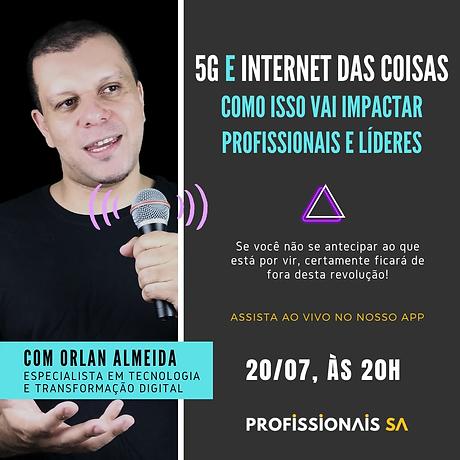 Orlan Almeida 5G