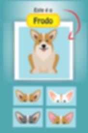 jogo freemium de cachorros com avatar