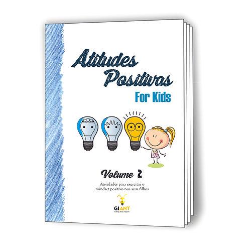 Atitudes Positivas for Kids - Vol. 2