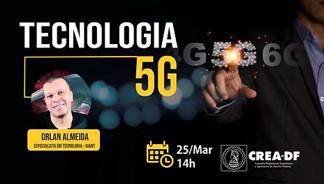Orlan Almeida - 5G celular