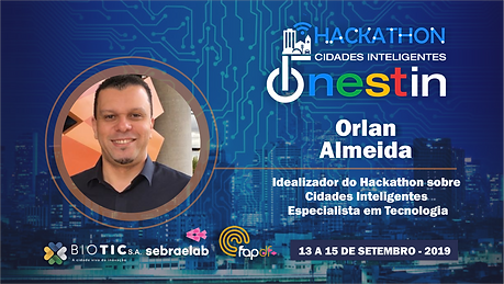 Orlan Almeida - Cidades Inteligentes