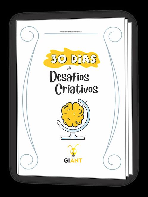 30 Dias de Desafios Criativos