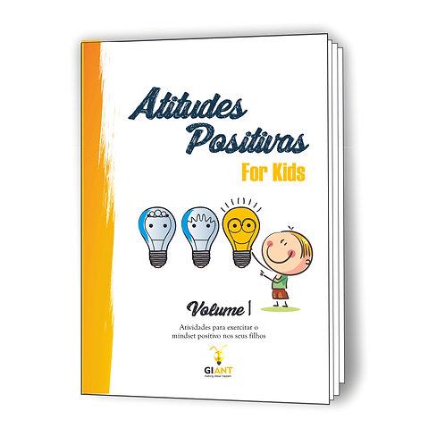 Atitudes Positivas for Kids - Vol. 1