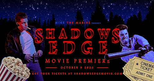 We are proud to announce that the movie premiere event for Shadow's Edge has been booked!