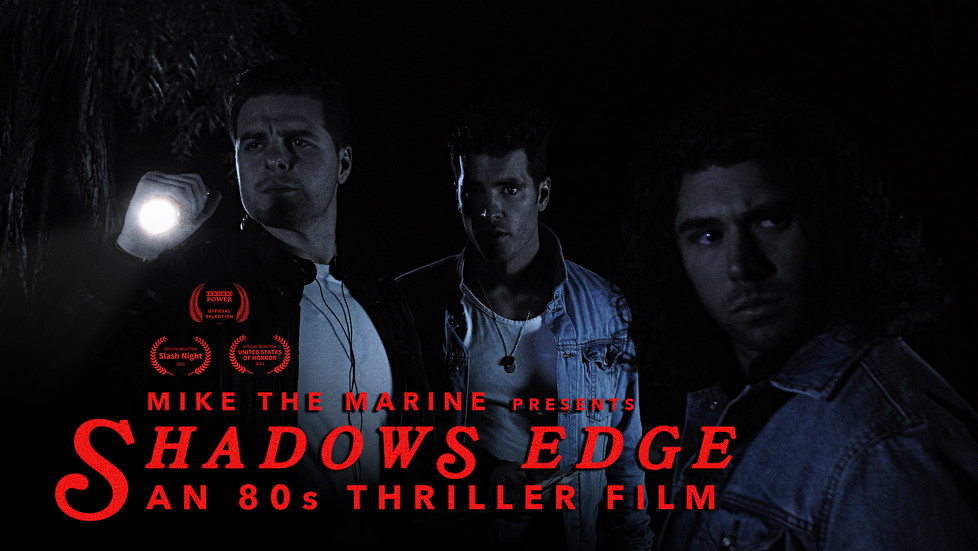 Shadow's Edge: An 80s Thriller Film (Out Now)