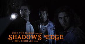 Shadow's Edge: An 80s Halloween Thriller