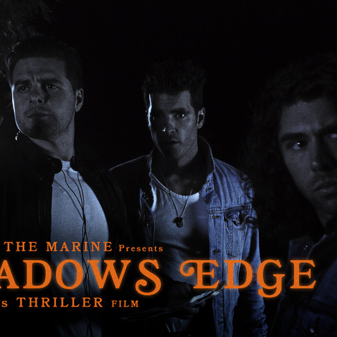 Shadow's Edge: An 80s Halloween Thriller