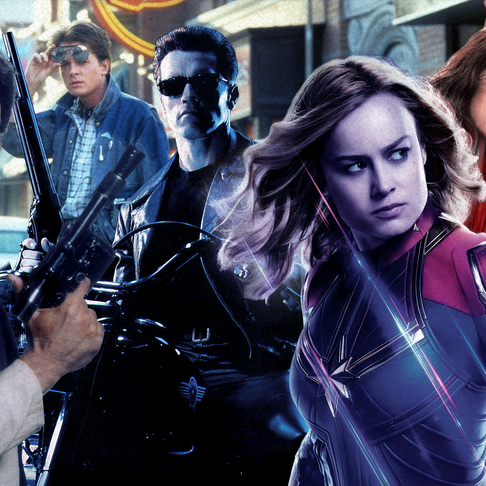 The 80s vs. Post-Millennial Movies