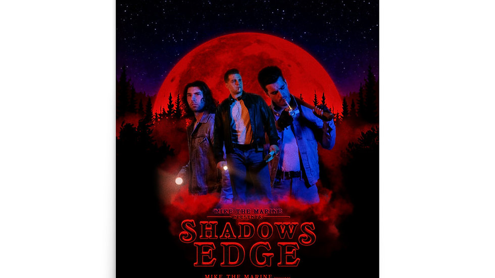 Shadows Edge (2020) Official Movie Poster