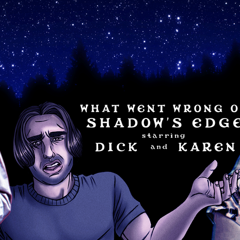 Filming Shadow's Edge: What Went Wrong