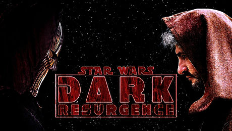 Watch the The Dark Resurgence from behind the scenes to learn more about the process of creating a fan film.
