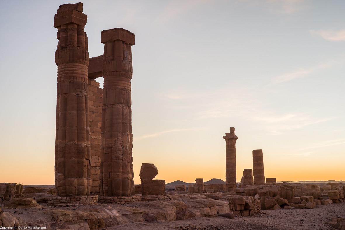 Soleb Temple