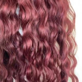 Peruvian deep wave bundle bleached and c