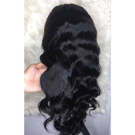 28inch Body wave lace front wig✨ Hair is