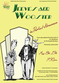 Jeeves and Wooster ...