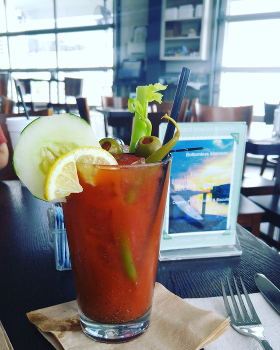 Brunch at Brisbi's Lakefront Restaurant & Bar