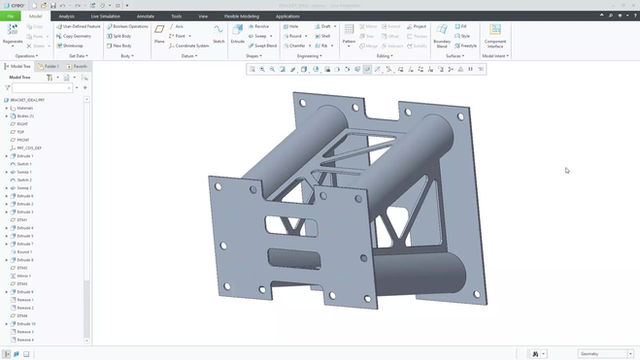 Creo Ansys Simulation is Introduced in Creo 7.0.2