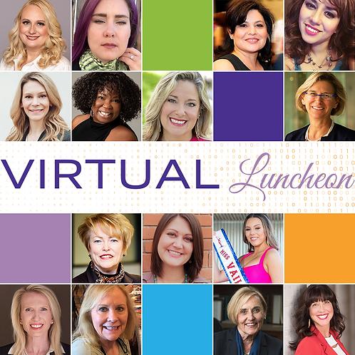 2021 Women of IMPACT Virtual Luncheon Ticket