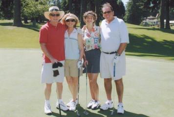 Gene Colin (far right)