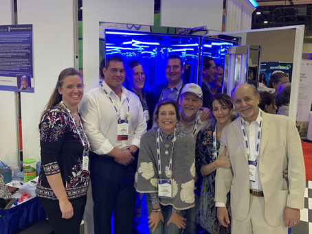 Blu Room debuts in Vegas using power of UV-B light for wellness!