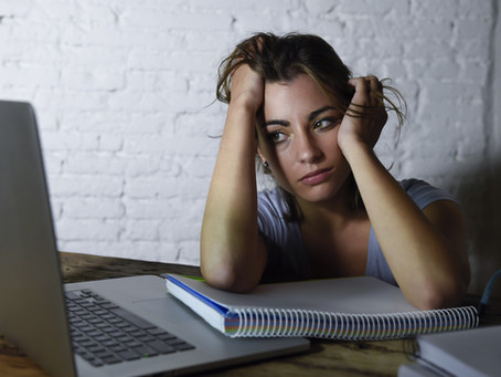 Stressed out: Anxiety a bigger concern for teens than drugs, poverty