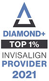 Invisalign Diamond Plus Provider 2021.jp