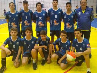 Etapa Final da Liga de Voleibol de Santa Catarina será disputada na AABB
