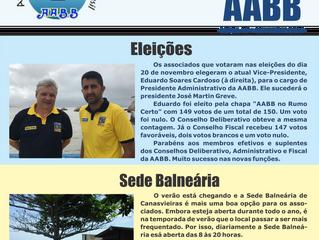 Informativo AABB - Novembro 2017