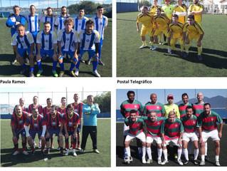 Definidos os finalistas do Torneio de Futebol, categoria Livre