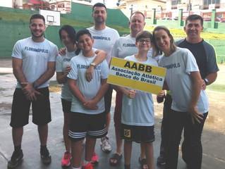 AABB participa do Campeonato Estadual de Badminton