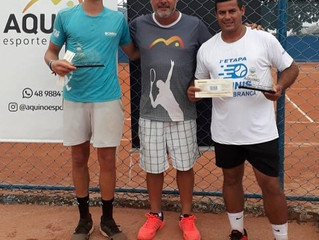 AABB promove Torneio de Tênis