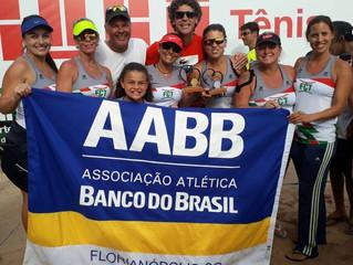 Seleção catarinense conquista o 4º lugar Copa das Federações de Beach Tennis