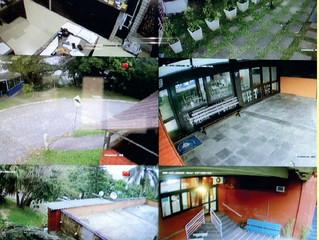 AABB instala câmeras de monitoramento na Sede de Coqueiros