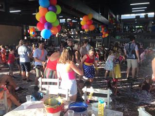 Associados prestigiam os eventos de Carnaval promovidos pela AABB