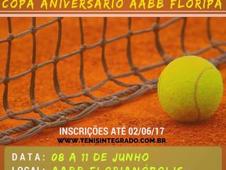 AABB promove o 3º Circuito de Tênis