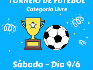 Quatro times disputam o Torneio de Futebol da AABB, categoria livre