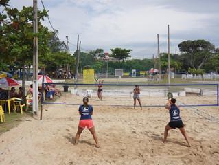 Sucesso total na 3ª Etapa do Circuito de Verão de Beach Tennis