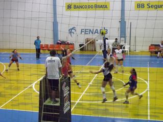 AABB vai disputar finais do Campeonato Catarinense de Voleibol Master Feminino