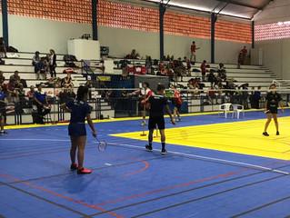 Sucesso total na 3ª Etapa do Campeonato Catarinense de Badminton