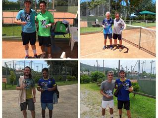AABB conquista quatro títulos no Campeonato Regional de Tênis