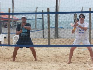 Circuito de Verão de Beach Tennis terá nova etapa em fevereiro