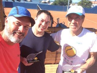 Sucesso total no Torneio de Tênis da AABB
