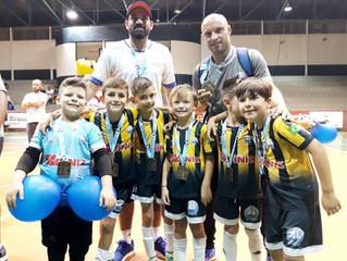 AABB vai disputar a Copa do Brasil de Futsal
