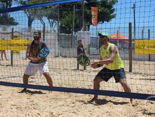 Recorde de inscrições na 3ª Etapa do Circuito de Verão de Beach Tennis