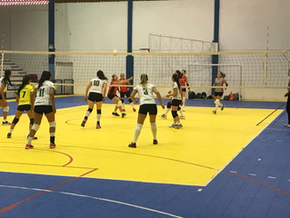 AABB disputa o Campeonato Metropolitano de Florianópolis de Vôlei