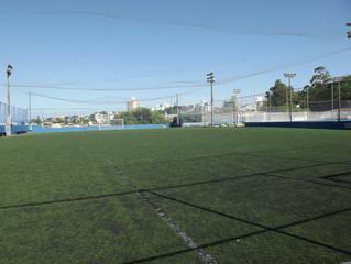 Campo de futebol vai receber melhorias