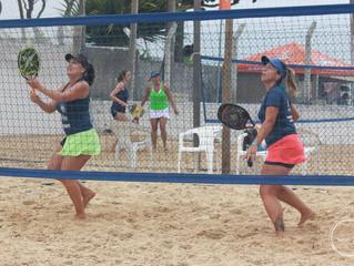 Atletas da AABB são convocados para a seleção catarinense de Beach Tennis